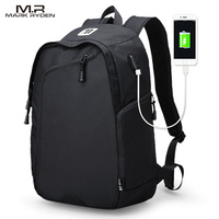 Mark Ryden Multifunction USB Charging Men 14inch Laptop Backpacks For Teenager Fashion Male Mochila Leisure Travel