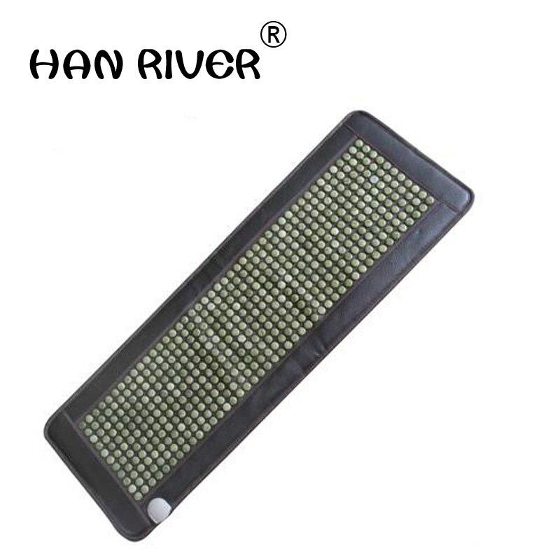 Ménage 50*150 cm électrique chauffage canapé coussin jade pad de la quatre saisons général de massage soins de la thérapie