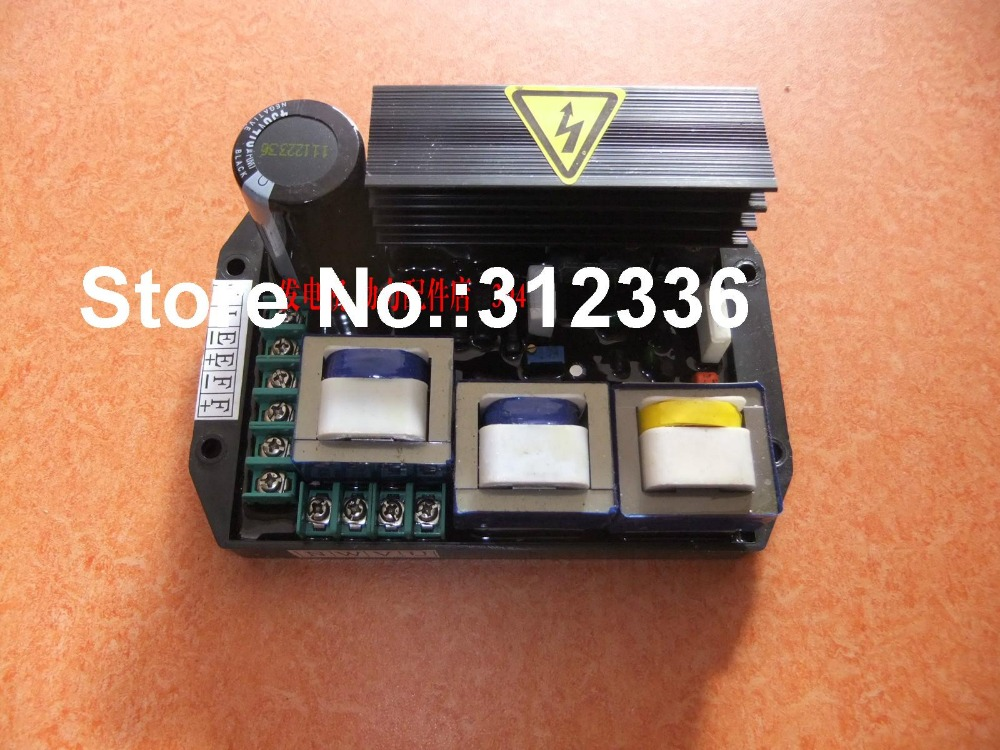 Free shipping 380V AVR KDE12E3 KDE20E3 KDE15E3 generator spare parts suit for kipor Kama  Automatic Voltage Regulator free shipping welder generator 10 wire 5kw 5kva 6kva 7kva avr welding avr single phase diesel gasoline generator suit kipor kama