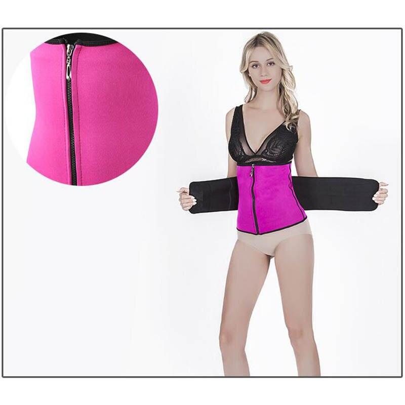 Inadice Waist Belt Women Cummerbunds Neoprene Comfortable Corset Belt Women Elastic Belt Fashion Waist Trainer Trimmer Belt
