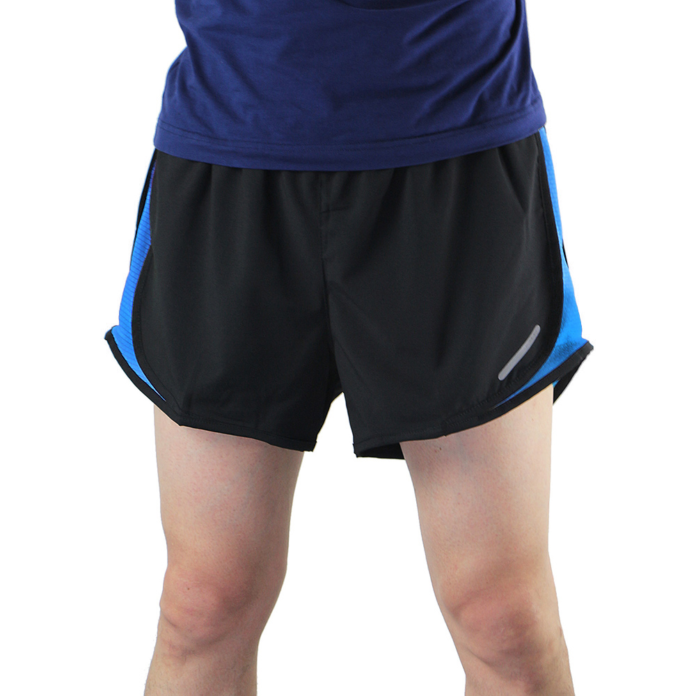 Men's 2 in 1 Running Shorts Quick Dry Marathon Training