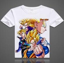Anime Dragonball Z DBZ GUI símbolo Goku Cosplay a estrenar camiseta para mujeres hombres traje de Halloween sorber libre