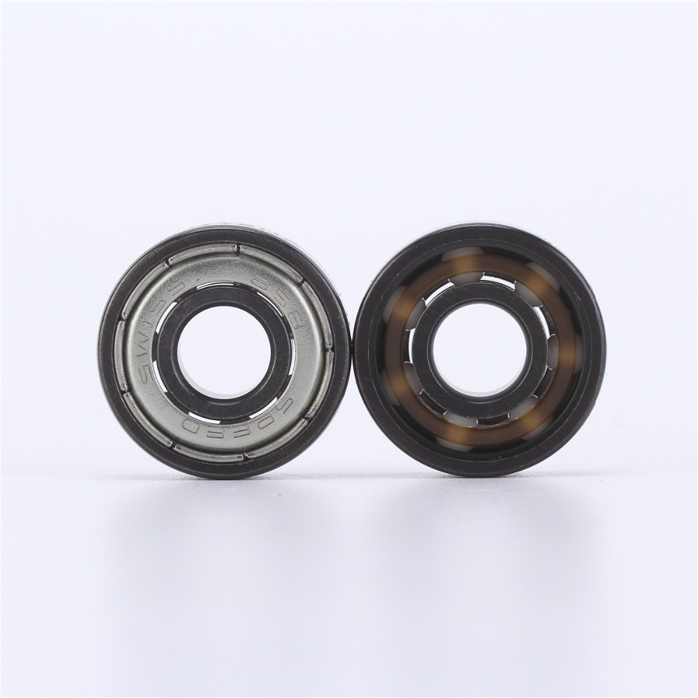 12x 608ZZ ABEC7 Wheel Ball Bearing SkateBoard Long Board Inline Rollerblade NEW