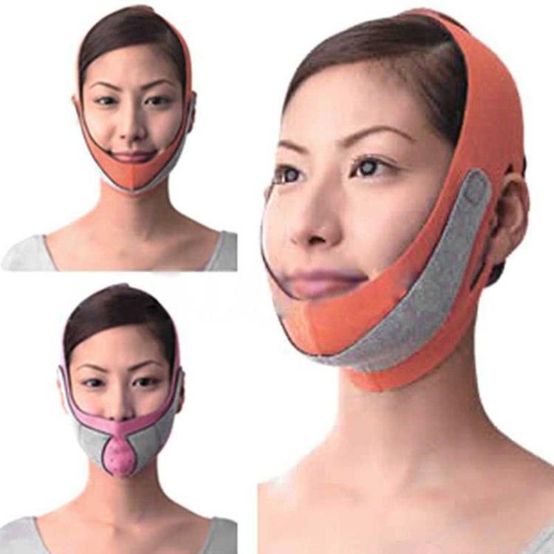 Приспособления для подтяжки овала лица худое лицо маска для похудения лица тонкий жевательной двойной подбородок кожи худое лицо повязки п...