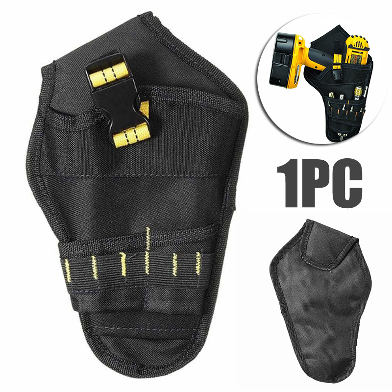 New Multifunctional Tool Bags Electrician Bags Tool Oxford Cloth Pouch Bag Waist Belt Durable Hardware Organizer