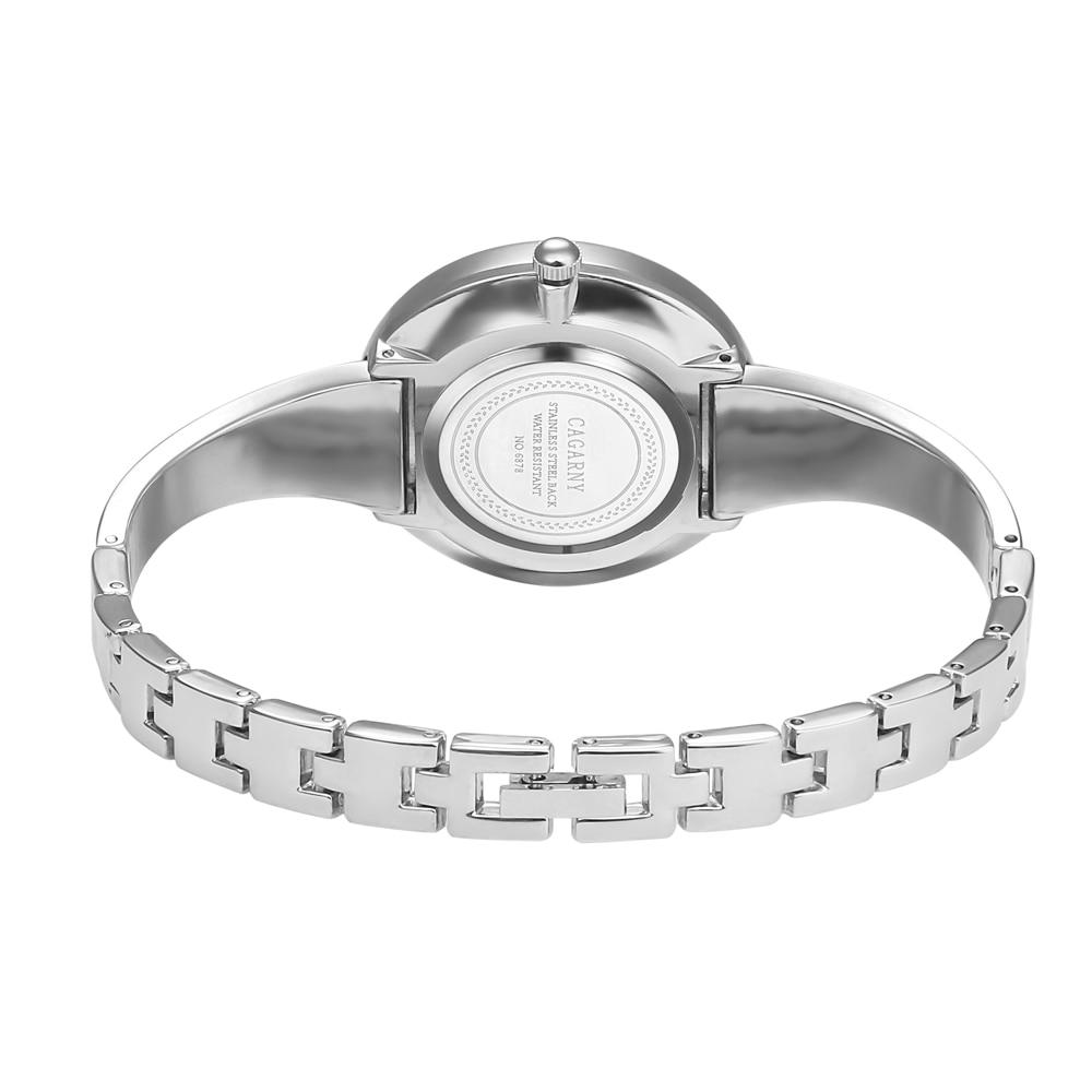 Stainless Steel bracelet bangle Watches Women Top Brand Luxury Casual Clock Ladies Wrist Watch Lady Relogio Feminino (3)