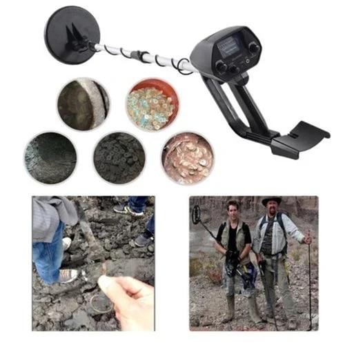 Md4030 Metal Detector Underground Gold Finder Search All Scanner Digger Kit Finder Tester Machine Metaldetector Gem Detecting