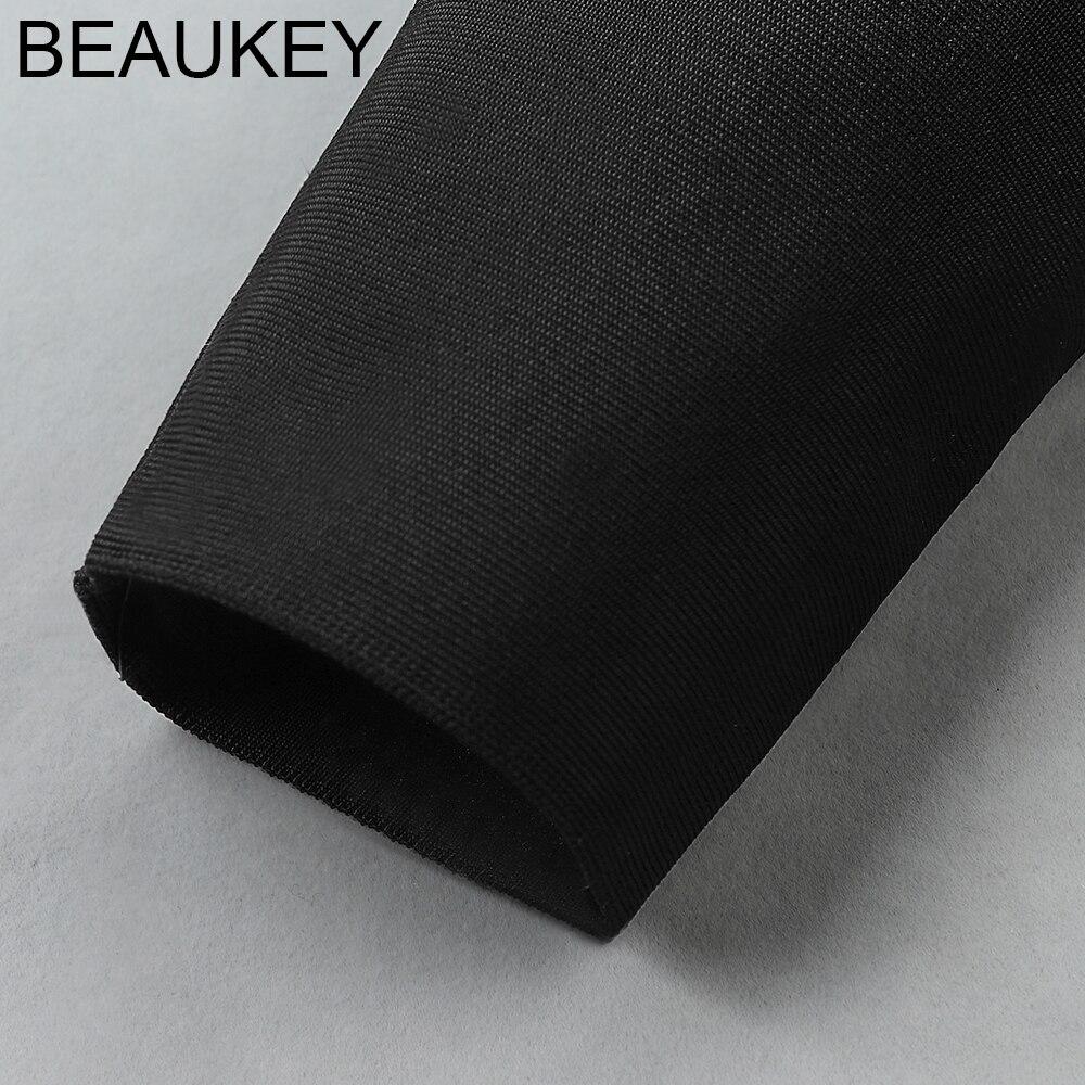 Beaukey En Dames Sangle Combinaisons Noire 2018 Spaghetti Bandage Designer V Sexy Couleur Rayonne Noir Col Mode Nouvelle rqUrw4H