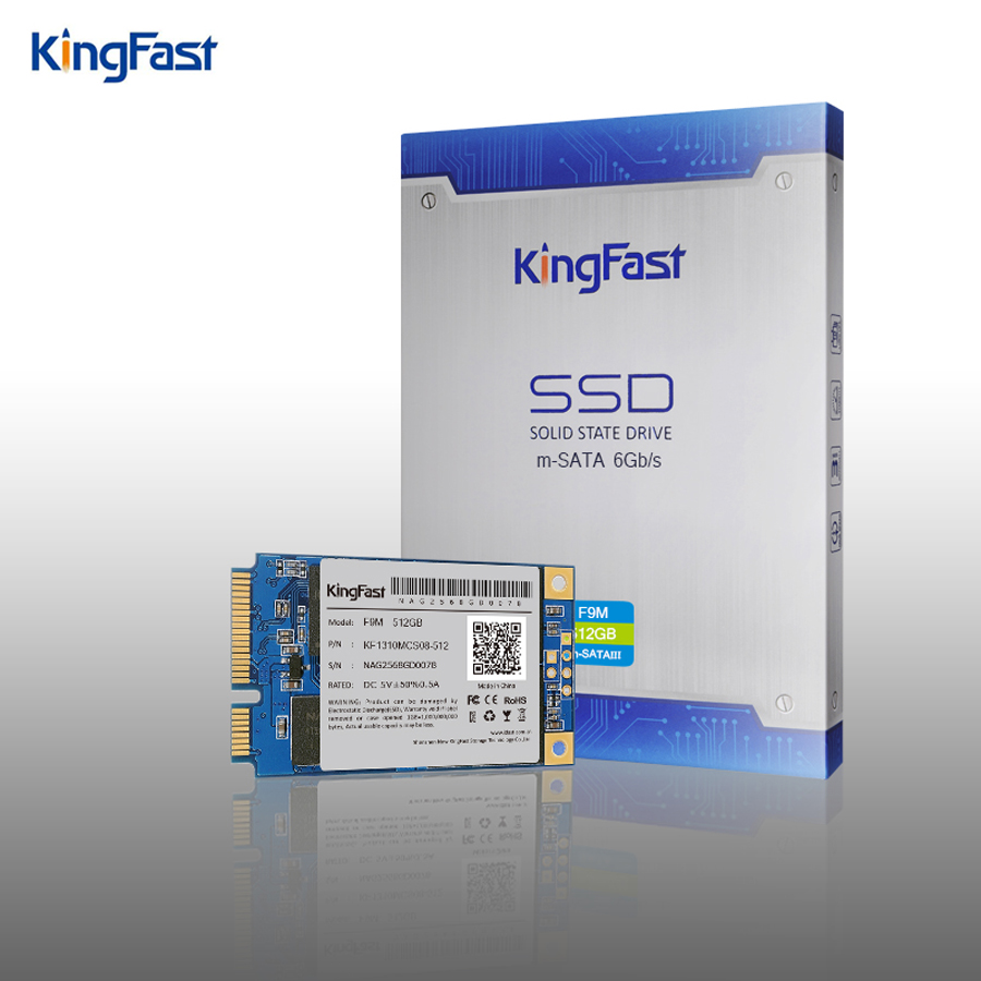 Kingfast High-leistung <font><b>Msata</b></font> <font><b>ssd</b></font> SATA3 MLC/TLC interne 60 GB 120 GB 240 GB 480 GB Solid state festplatte für PC desktop/laptop image