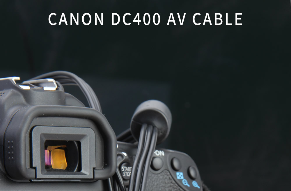 1cf430b1301048 caméra audio vidéo (AV) câble en utilisant un mini USB type numérique  stéréo vidéo câble bornes. grâce à la connexion avec audio et vidéo sortie  terminal de ...