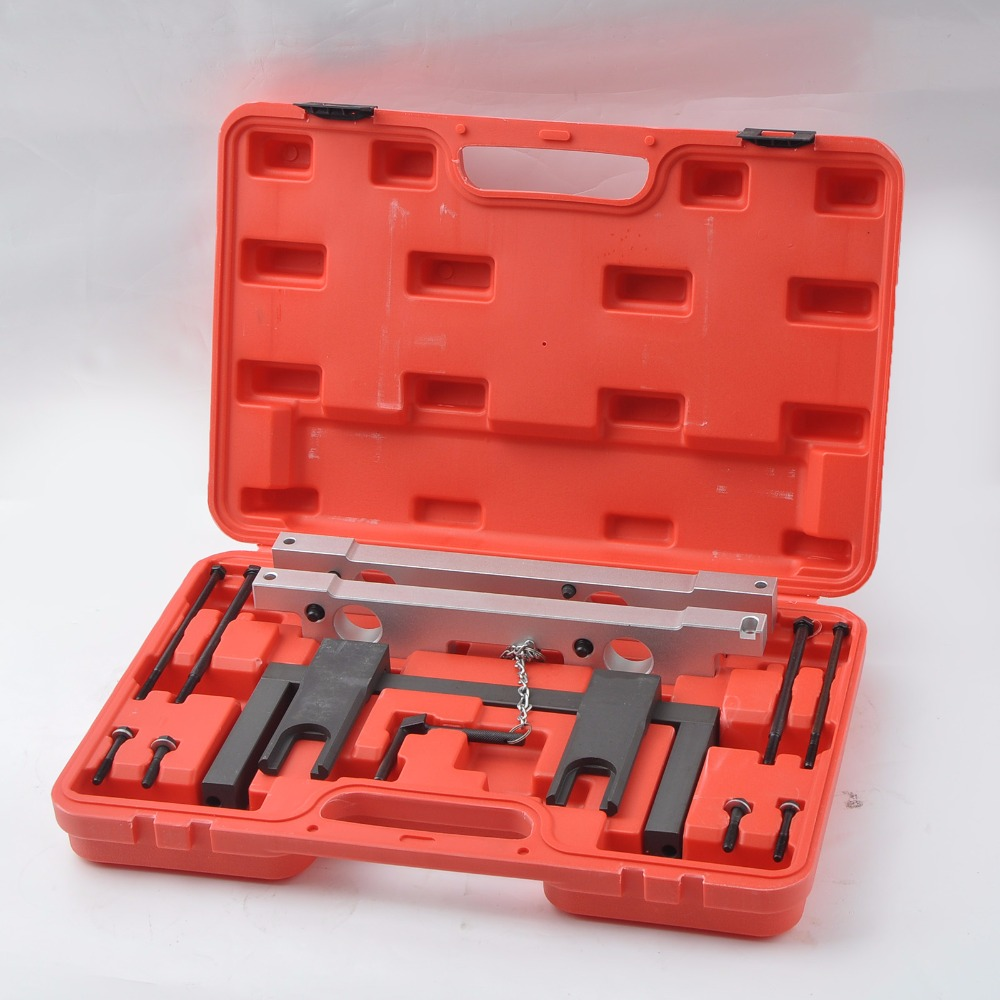 WIN.MAX Compatible for Camshaft Alignment Set Engine Timing Tools Kit for BMW N51//N52//N53//N54//N55