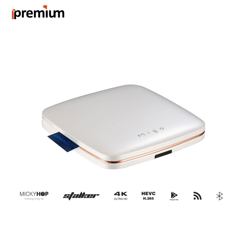 Android IPTV Ipremium Migo Mickyhop 64-Bit Penta-Core Mini Stalker Severs Tiny Receiver Mini TV Hot Sale Box