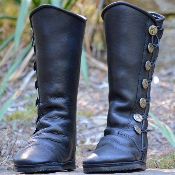 Chaussure Croix De Chaussures Cuir Femme En Feminino Gladiateur Vintage Pu Chaussons Bottes Noir Ghn569 Genou attaché marron Femmes Haute Appartements Luxe J1KcTlF