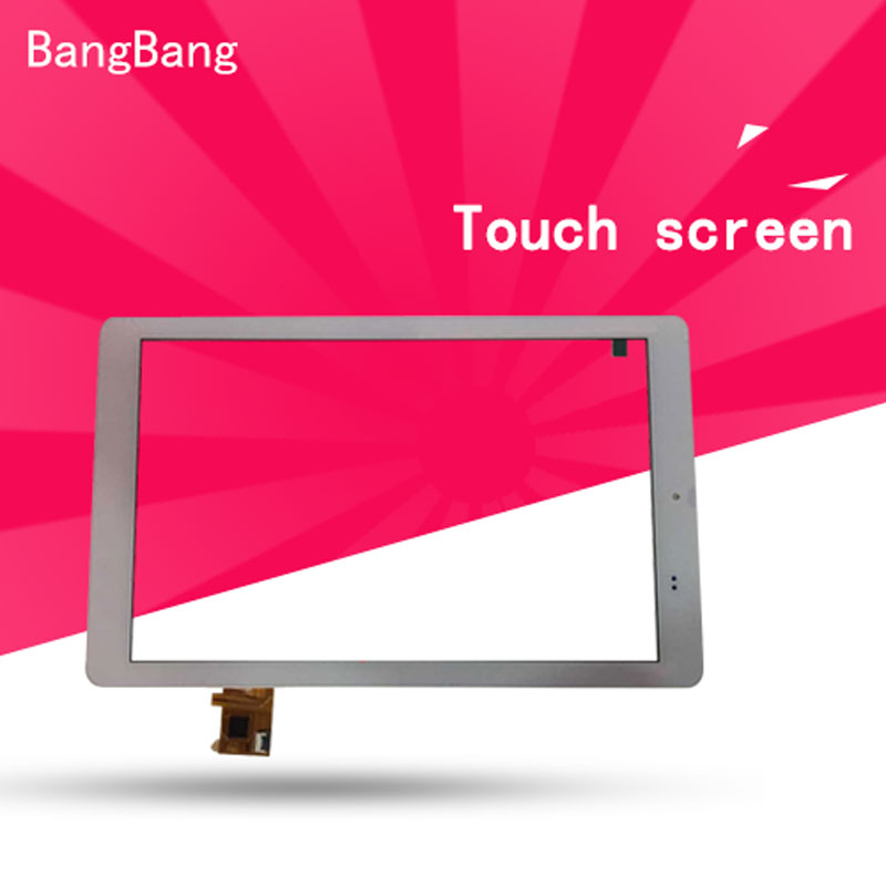 Original 10.1 inch White Touch Screen panel with Digitizer For Chuwi V10HD Tablet LCDs & Panels