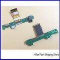 Original de carga usb puerto flex cable para huawei mediapad 10 link s10-201 s10-231 conector dock cinta cable de reemplazo