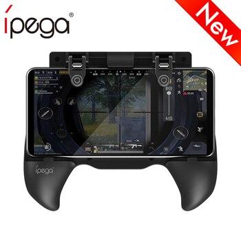 Новый iPega PG 9117 геймпад переключатель для FPS Pubg игра для мобильного телефона Ручка L1RL кнопка запуска огня для iPhone Android IOS vs 9023 >> Ipega Official Store