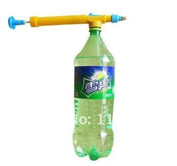 Пластиковые мини-давление тип распыления пестицидов распылительной головке сад аксессуар форсунка бутылку воды 08120
