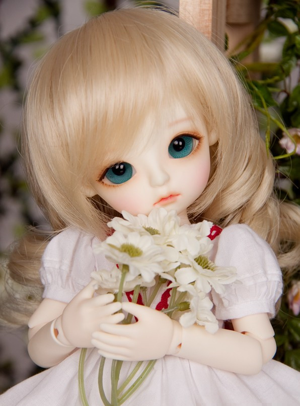 BJD SD doll doll 1/6 Angelic 6 points doll Smelly Eyeball MakeupBJD SD doll doll 1/6 Angelic 6 points doll Smelly Eyeball Makeup