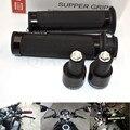 Для 7/8 ''мотоциклетные ручки крышки/ручки CNC 22 мм Универсальные для Kawasaki GPZ500S GPZ500 S GPZ 500 S GPS 500 S