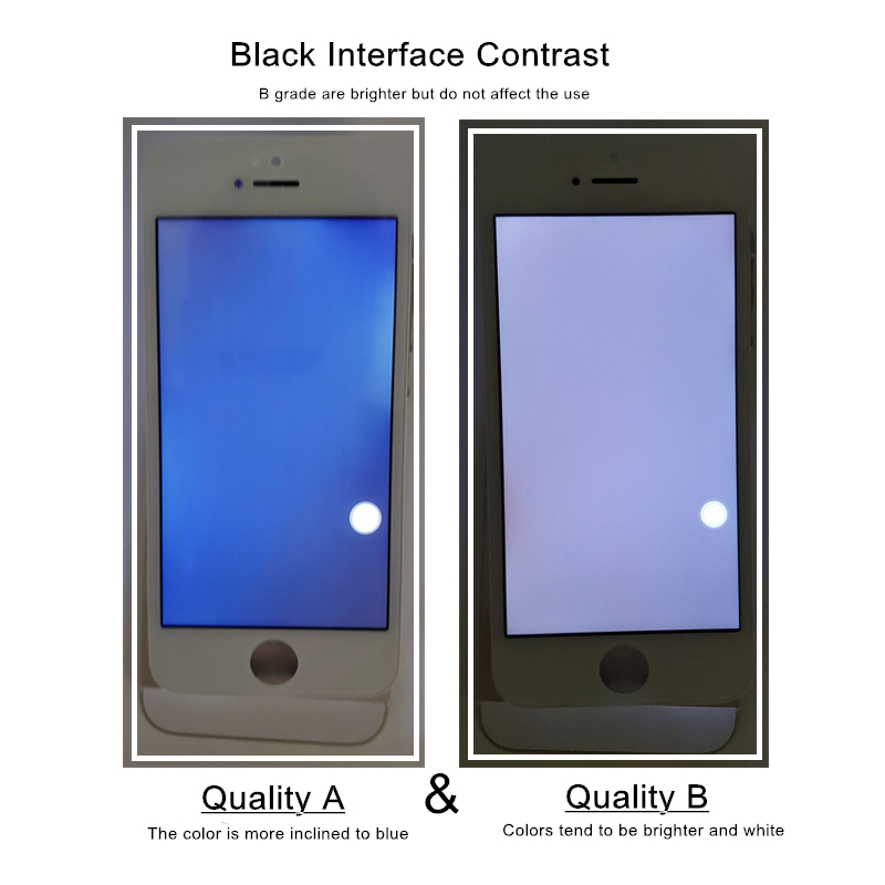 The Cheapest Price Ecran Display For Pantalla iPhone 5S 5C 5 se LCD Touch Screen Digitizer Assembly With Gifts by Free Shipping