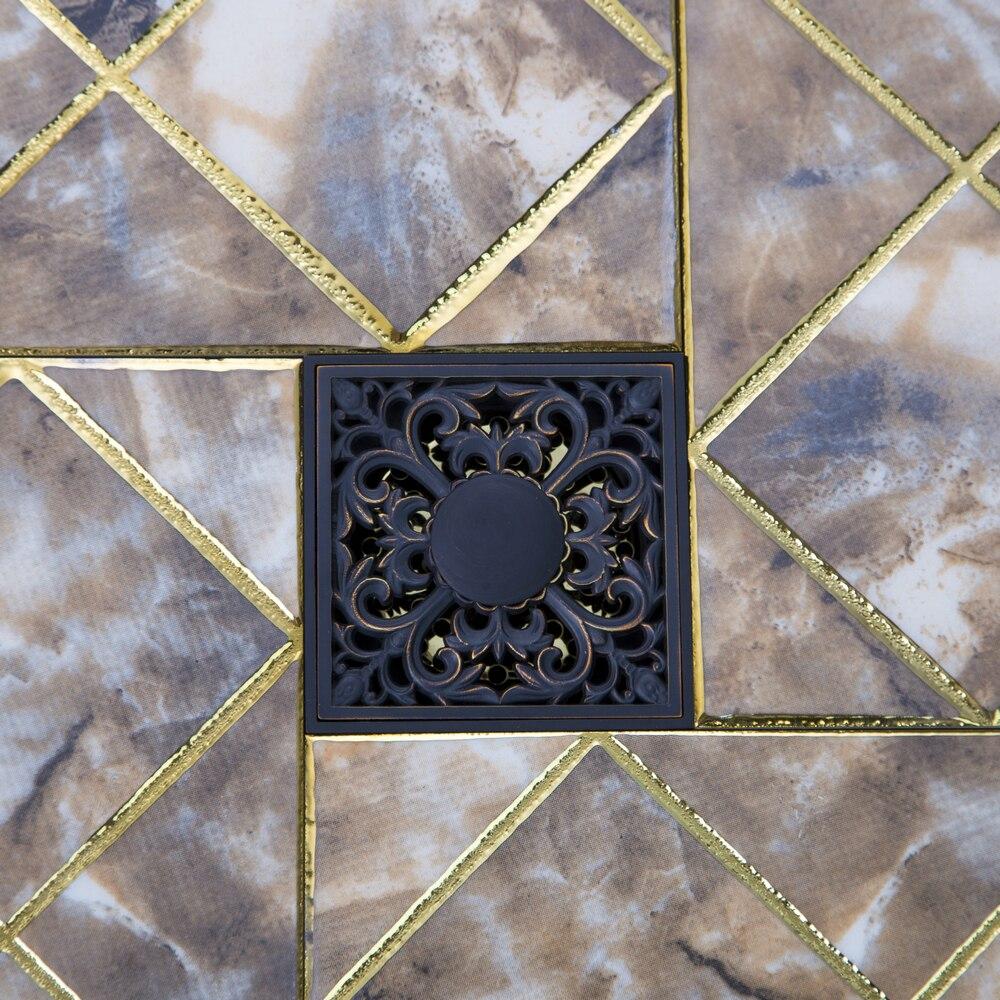 migliore stile europeo scarico a pavimento depoca in ottone bagno wetroom piazza doccia scarico