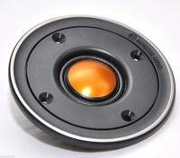 One New Pair (2 units) M0nit0r Audi0 TBX025 V2 25mm Gold Dome Tweeters