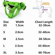 LED Dog Harness Collar -Vest Safety Lighted
