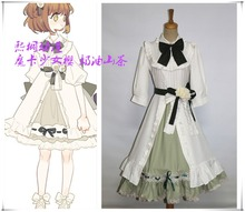 Anime Card Captor Sakura Lolita Dress Cosplay Costume Custom Made