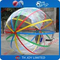 transparent water ball for inflatable pool rental/2m dia inflatable water balls