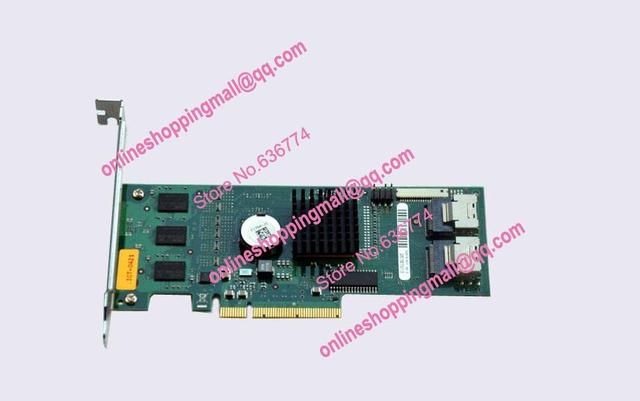 8708EM2 SAS SATA RAID 5 6 RAID array card PCI-E8X 256M