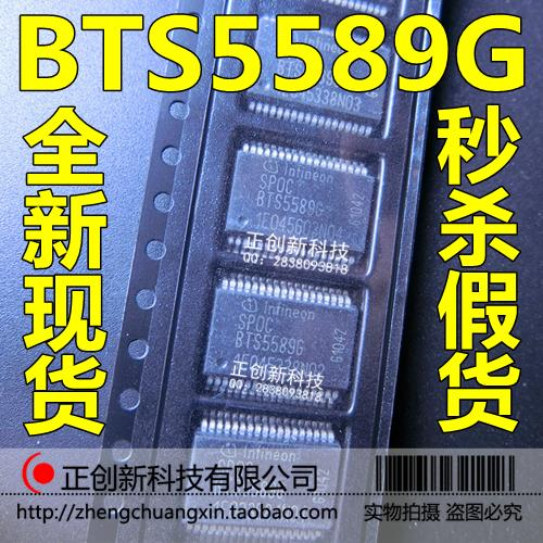 Free shipping 20pcs/lot BTS5589G BTS5589 common problem Cruze car body control module BCM board computer chip original authentic free delivery car computer board chip sc900711vw new original quality assurance
