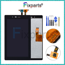 100% Tested For 7.0 Lenovo Tab3 Tab3 LCD Display +Touch Screen Digitizer Assembly For Lenovo Tab TB3-710F TB3-710L TB3-710I LCD 5pcs for lenovo yoga tab3 tab 3 pro pro x90f yt3 x90f l m 10 1 lcd display touch screen digitizer panel assembly dhl free