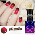 Nail Gel Temperature Color Changing Gel 8 ml UV LED Soak off Thermo Gel Lacquer Long Lasting Chameleon Gel Polish
