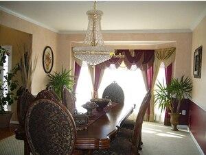 Image 2 - Phube oświetlenie imperium francuskie złoty kryształowy żyrandol chromowane żyrandole oświetlenie nowoczesne żyrandole światło + darmowa dostawa!