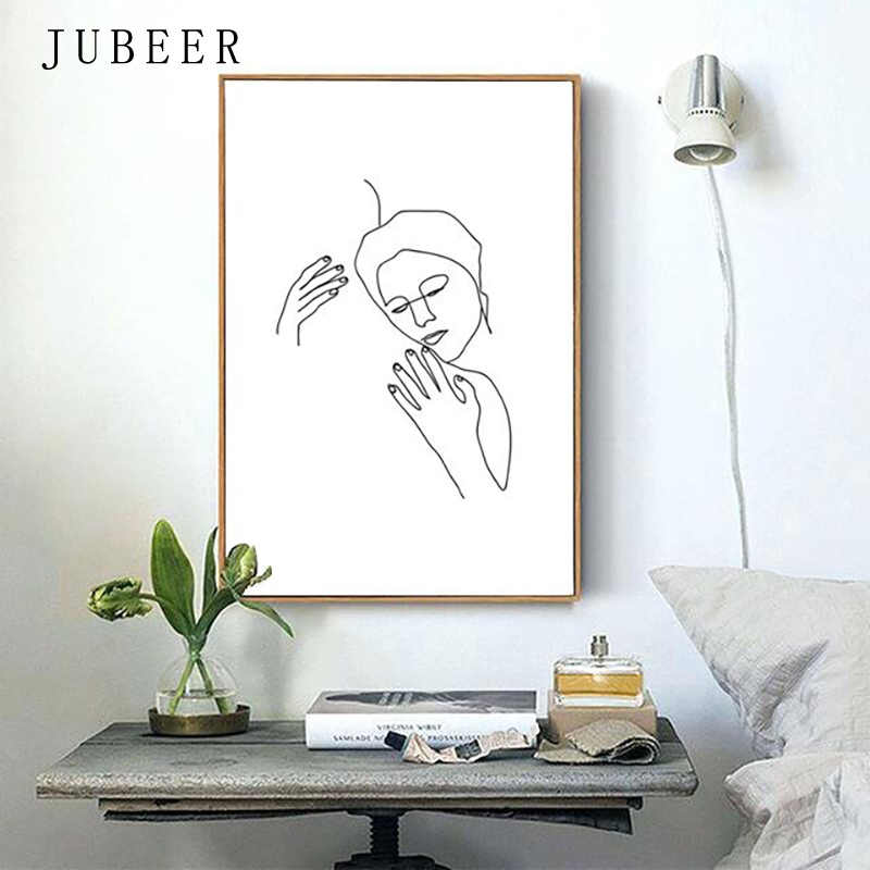 Couple Print Set Of 3 Love Poster Kissing Hug Posters and Prints Art Romantic Canvas Painting Couple Gifts Single Line Drawing