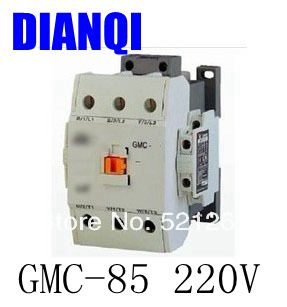 CONTACTOR AC GMC GMC-85 85a 220v 50/60hz high quality