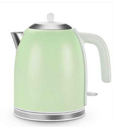 Electric kettle mini room 304 stainless steel household automatic power Overheat Protection free shipping electric kettle automatic power double layer heat insulation 304 stainless steel overheat protection