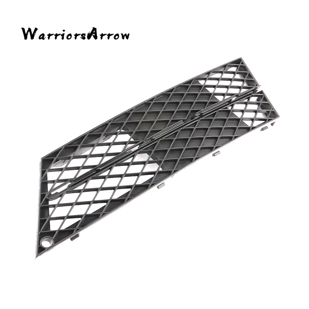 WarriorsArrow Front Bumper Lower Grille Cover Cap Left