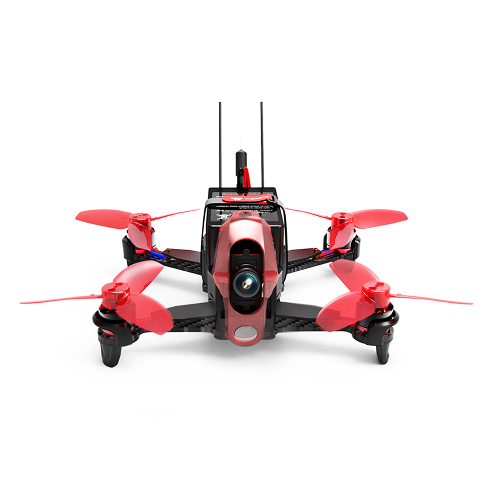 Walkera Rodeo 110 110mm Mini FPV Racing Drone RTF 5.8G 600TVL / 2.4GHz 7CH 6-axis Gyro / F3 FC