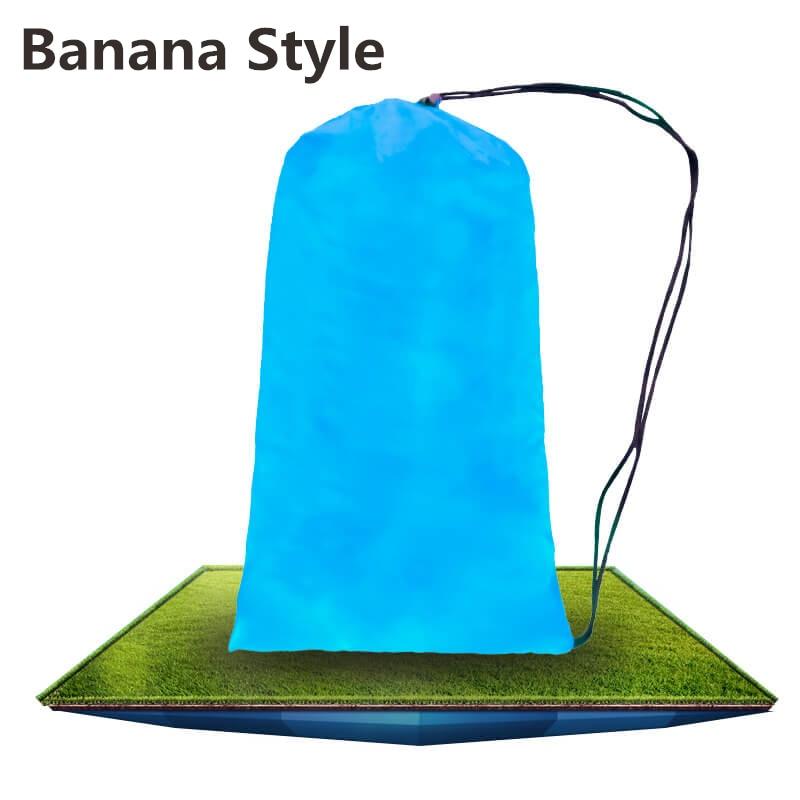 Sky blue Banana