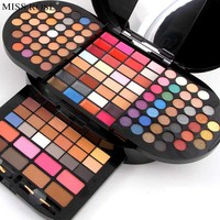 Miss Rose Professional Makeup Kit For Women Waterproof Long Lasting Pigment Face Eyeshadow Lips Contour Luxury