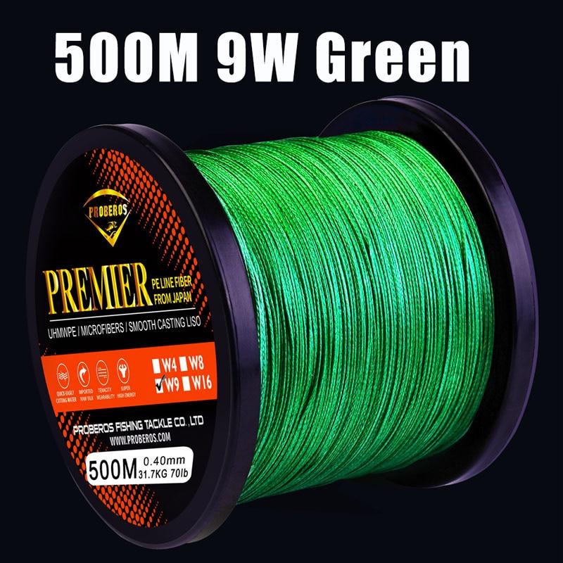 500M-9W-Green