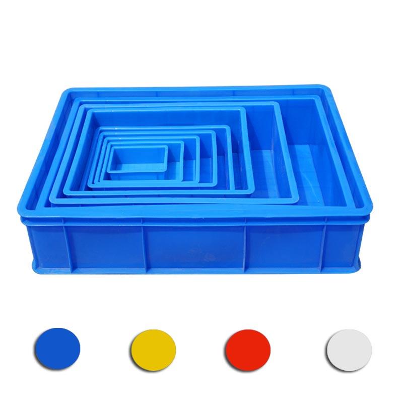 Plastic Components box rectangle Storage Box Makeup Accessories box Organizer Make Up Organizer Boxes Logistics Crate Material
