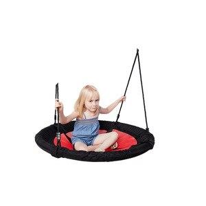Image 3 - Yeni Oxford bez salıncak açık çocuk eğlence oyuncak salıncak bahçe veranda salıncak