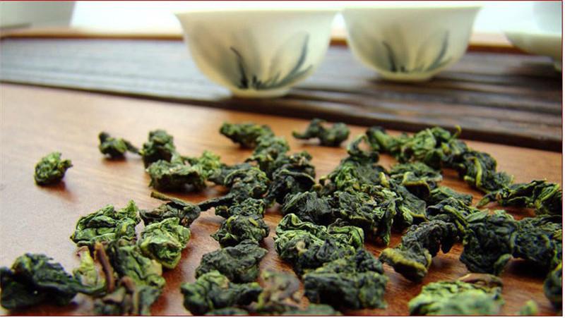 Free Shipping! 250g Taiwan Alishan High Mountain Tea, Peach Flavour Oolong Tea, Frangrant Tieguanyin tea Good Tikuanyin