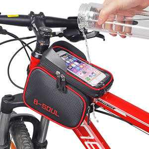 Bicycle-Bags Mountain-Bike Front-Touch-Screen for 4-Types