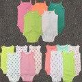 Nuevo 5 unids Paquete de Carter Body para Bebé Niño y Niña Mono de La Manga corta para Bebé de 3 meses a 24 monthes