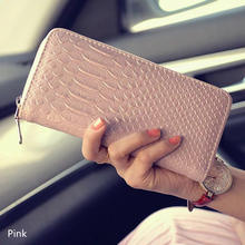 2019 New Fashion leather RUO FEI Women Wallet luxury brand casual PU Wallet Long Ladies Clutch Coin Purse Women's purse
