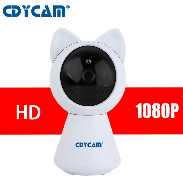 CMini 1080p HD ip Camera CCTV Wi-Fi security wireless 360 home camera Night Vision support two-way audio use yoosee software нивелир ada cube 2 360 home edition a00448