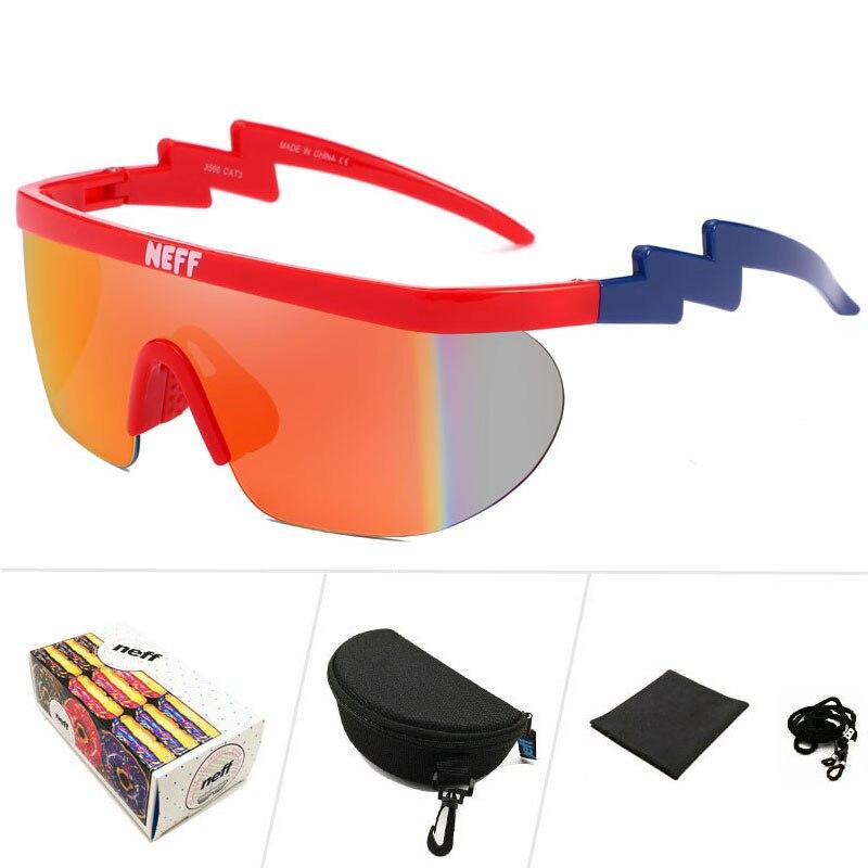 6a69bf1c8c WESHION Neff gafas De Sol hombres mujeres Vintage deporte De gran tamaño  gafas Clip en sombras protección UV40 Sol Lentes De Sol Mujer en Gafas de  sol para ...